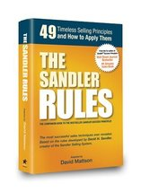 The Sandler Rules: 49 Timeless Selling Principles and How to Apply Them David Ma image 1