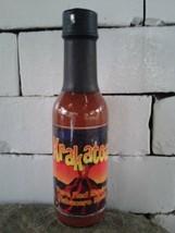 5 oz CaJohn's Krakatoa! Hot Sauce  - $25.00
