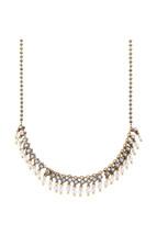 Michal Negrin Sparkling Necklace Swarovski Crystals 100173900012 - $157.41