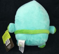 "Animal Adventure NINJA Plush 6"" Blue with Green Belt Stuffed Animal Toy 2014 - $13.83"