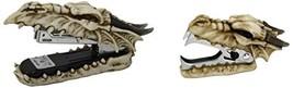 Pacific Giftware Novelty Guardian Skull Dragon Stapler Remover Office De... - €23,17 EUR