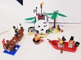 LEGO Pirate Skull Island set 70411 MOC 1995 vintage Pirates Vs Imperial ... - $49.49