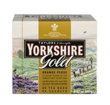 Taylors of Harrogate Yorkshire Gold Orange Pekoe Tea 250 g (80 Bags) - $23.97