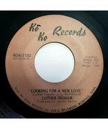 1969 Northern Soul Luther Ingram Ko Ko 45 Looking For A New Love / Pity ... - $52.92