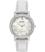 Bulova ladies watch Crystal 96L245 - $235.06