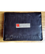 OEM 1992 Saturn Owner's Manual from SC Coupe with OEM Embossed Protectiv... - $10.95
