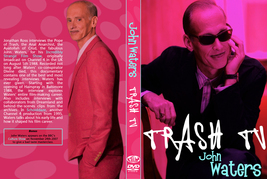JOHN WATERS - TRASH TV DVD - $23.50