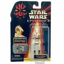 Hasbro Kenner 1999 Star Wars Episode I COLL. 1 Battle Droid Sliced Version - $21.77