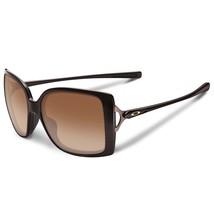 Oakley Splash Sunglasses OO9258-04 Splash Brown Sugar W/ Brown Gradient Lens - $59.39