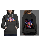 NEW !! 88 Mph Time Travel Classic Black women's Hoodie - $29.99