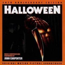 Halloween : 20th Anniversary Edition - Soundtrack/Score CD ( LIKE NEW ) - $33.80