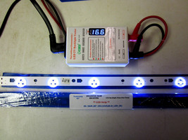"Samsung 40"" 2012SVS4 3228 RIGHT06 LED Backlight Strip (One Strip) - $12.16"