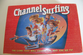 Channel Surfing ~ The Game That Will Change the Way You Watch TV ! - $12.32