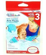 NET Swim School Dual Chamber Arm Floats Pink - 30-55 Lbs Brand New Seale... - $1.99