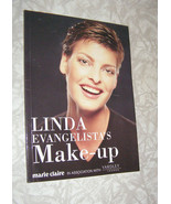 Linda Evangelista's Make-Up Marie Claire Yardley London UK Magazine Premium - $22.49