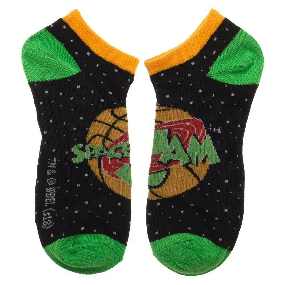 Space Jam Movie 3 Pack Ankle Socks Nwt
