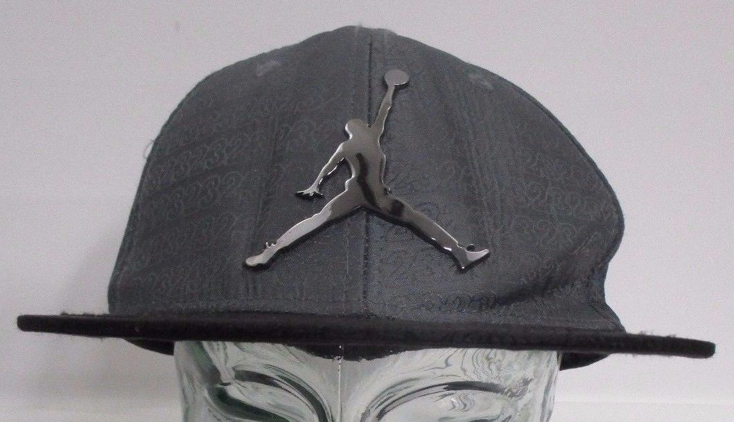 af9eb2b9974 57. air jordan jumpman youth old school black cap f1ae7 d9cc9 ...