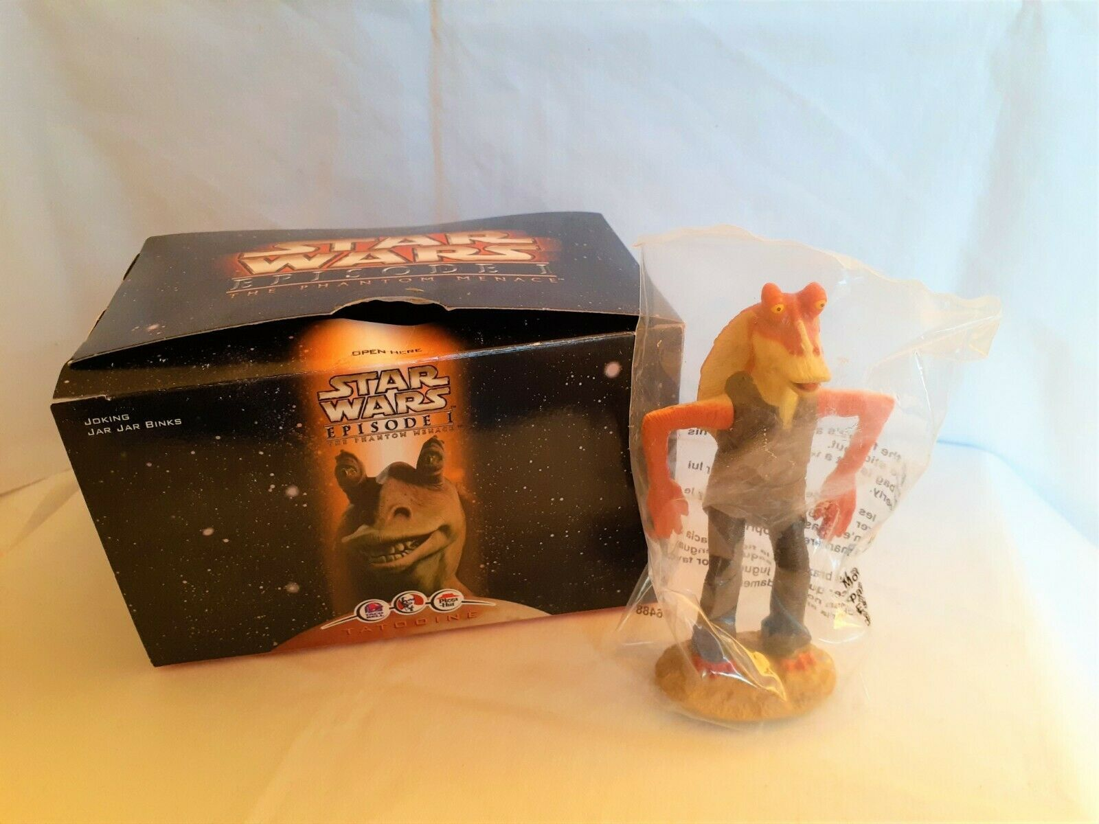 Primary image for Star Wars Episode 1 - Tatooine - Jar Jar Binks - Taco Bell 1999 Phantom Menace