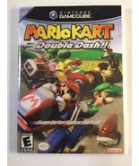 Mario Kart Double Dash Original - Gamecube - Replacement Case - No Game - $7.91