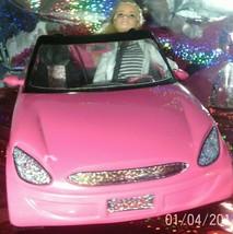 Barbie Car!  Made by Mattel! - $21.73