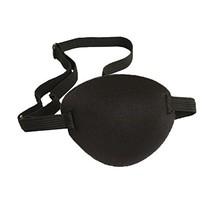 AKOAK 1 Pcs Adult Kid's Black Adjustable Soft and Comfortable Pirate Eye... - €7,34 EUR