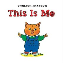 Richard Scarry's This Is Me Scarry, Richard - $39.59