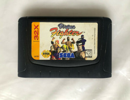 ☆ Virtua Fighter 1 (Sega 32X 1995) AUTHENTIC Game Cart Tested Working ☆ - $19.50