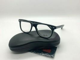 New Ray-Ban Optical Rb 5248 2000 Black Eyeglasses Frame 51-19-145MM - $77.57
