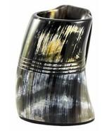 Game of thrones RING symbol Lannister viking drinking horn mug groomsman... - $26.46