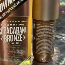 Glowmotions Shimmer Oil For Body Sol de Janeiro Copacabana Bronze Transferproof! image 2