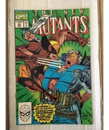 New Mutants #85 Marvel Comic Book from 1990 VF+/NM Liefeld / Todd McFarlane - $22.74