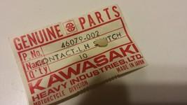Kawasaki G4TR F6 F7 F8 F5 F9 Switch Contact Lh 46079-002 Nos - $3.52