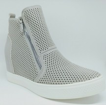 Women wedge sneakers Gray image 1