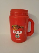 X-treme Gulp Super Insulated Travel Mug 52 Oz Large Red Cup Extreme 7 El... - $24.95