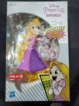 "Disney Princess Rapunzel Comic Collection Doll 5"" Poseable Figure New Ex... - $9.99"