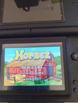 Nintendo Game Boy Advance GBA Horsez - COMPLETE In Box image 3