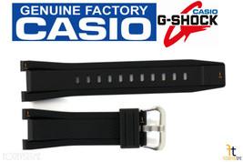 CASIO G-SHOCK G-Steel GST-W100G Original Black Rubber Watch Band GST-W110 - $39.95