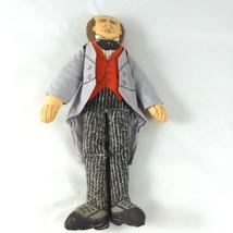 Vintage Hallmark PT BARNUM Famous American Series 1 Fabric Doll Collecti... - $13.06