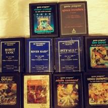 Atari 2600 w/lots of games jitter free paddles and more !! Guarantee - $59.99