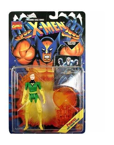 X-Men Action Figures Mint on Card (MOC) ToyBiz 1994-1996