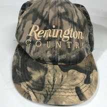 Remington Rifle Hunting Country Camo YOUTH Snapback Baseball Hat Cap - $13.75