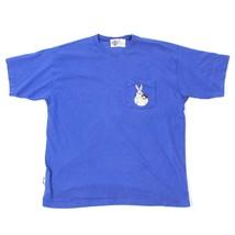 Vintage Acme Vêtements T-Shirt pour Hommes Bugs Bunny Taz Warner Bros Da... - $25.66