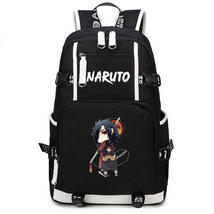Naruto Theme Fighting Anime Series Backpack Schoolbag Daypack Bookbag Madara - $36.99