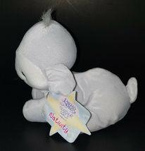 Precious Moments Tender Tails by Enesco LAMB Bean Bag Plush Sheep Nativity 1999 image 3