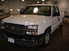 2005 Chevy Silverado 1500 Pickup Rear Axle Assembly 3.23 Ratio Open - $891.00
