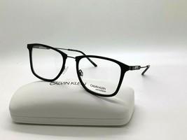 Calvin Klein CK 19717F 001 BLACK Eyeglasses Frames 55-20-150MM /CASE - $43.62