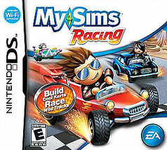 MySims Racing  (Nintendo DS, 2009) - $8.00