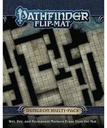 Pathfinder Flip-Mat Multi-Pack: Dungeons [Game] Engle, Jason A. and Radn... - $24.18