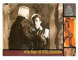 The Wild Wild West trading card (James West, Robert Conrad) 1999 Rittenh... - $3.00