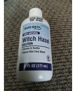 5x Assured Witch Hazel Solution 100% Natural Topical Skin Care Blend 202... - $19.79